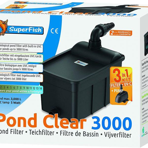 Pond Filters & Pumps
